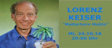Lorenz Keiser - Matterhorn Mojito