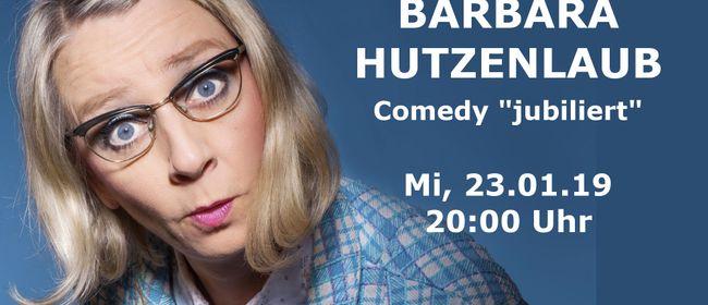 Barbara Hutzenlaub - Jubiliert