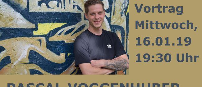 """Pascal Voggenhuber - Vortrag """"Das Leben nach dem Tod"""""""