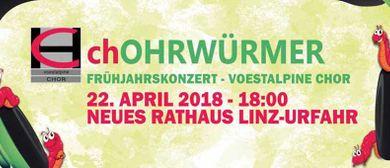 chOHRWÜRMER - Frühjahrskonzert Voestalpine Chor Linz