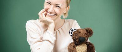 Teddy Eddy im Karton, Lesung mit Ingrid Hofer