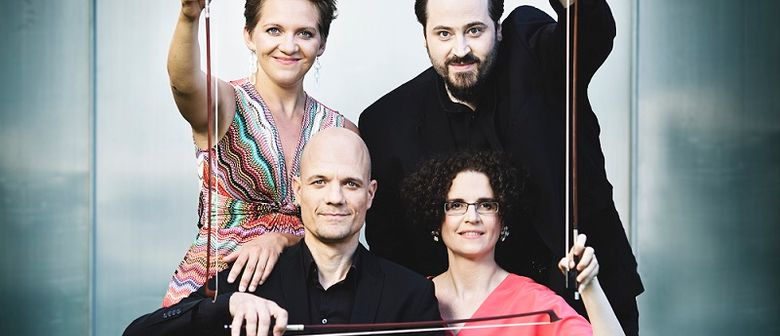 Kammerkonzert Artemis Quartett, Elisabeth Leonskaja