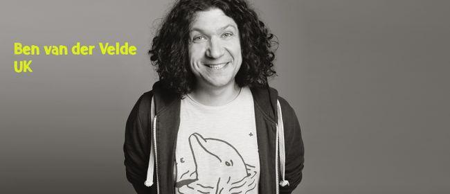 How To Laugh in English - Stand Up w/ Ben Van der Velde