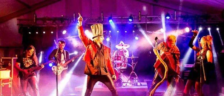 Dirndl- und Lederhosenparty mit der Partyband Wildbach