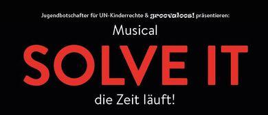 """""""SOLVE IT - Die Zeit läuft!"""""""