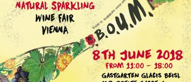 B.O.U.M. - Das internationale Natur Schaumwein Festival