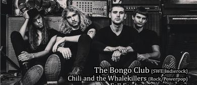 The Bongo Club, Chili and the Whalekillers, Fall For Ivy