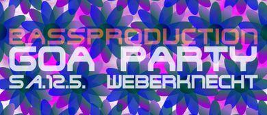 Bassproduction Goa Party