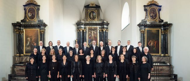 """Jubiläumskonzert """"50 Jahre Vorarlberger Madrigalchor"""""""