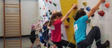Bouldern Semesterkurs für Schüler: SOLD OUT