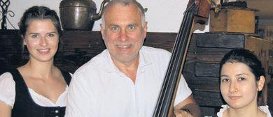 Unterhaltungsmusik mit Rudi Lässer