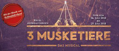 """""""3 Musketiere"""" - Open-Air-Musical mit überwältigender Musik"""