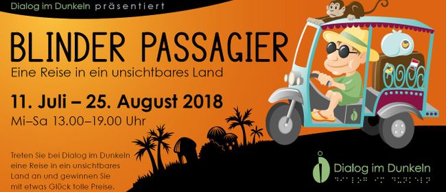 Blinder Passagier 2018