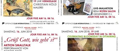 Bloomsday in Ottakring 2018