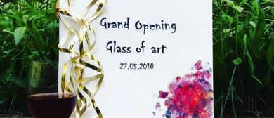 Glass of art - Grand Opening