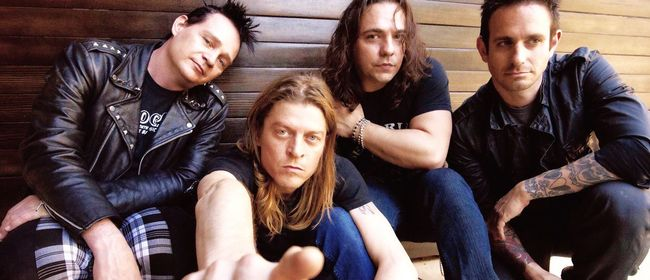 Puddle Of Mudd + Psycho Village & Supports