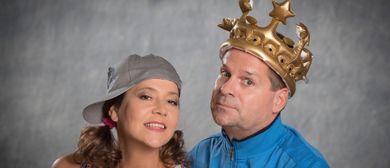 Monica Weinzettl & Gerold Rudle: Drama Queen & Couch Potato