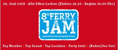 8th Ferry Jam