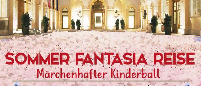 Märchenhafter Kinderball - Sommer Fantasia Reise