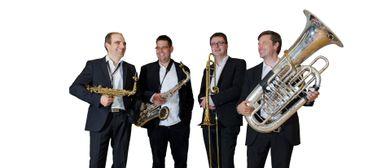 Mixed Horns - Das Blechprojekt mit Stimme
