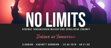 NO LIMITS | Believe in tomorrow