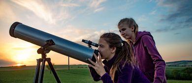 Blicke & Sterne: Sommernacht am Großmugler Nachthimmel