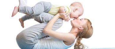 Mama-Baby-Yoga - keine Vorkenntnisse notwendig
