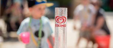 Die ESKIMO Spaß-Tour kommt in das Ebenseer Strandbad!