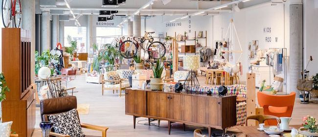 WOMAN Concept Store im Post am Rochus