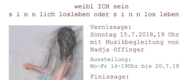 """Die """"Galerie Sandpeck Wien 8"""" zeigt Christian Zitt"""