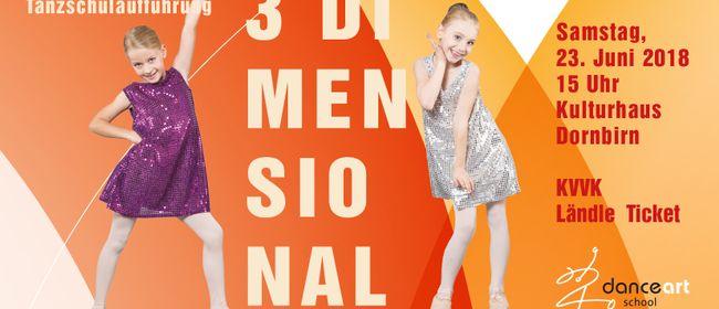3Dimensional - 22. Tanzschulaufführung