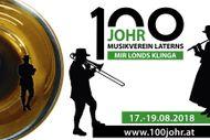 100 Johr Musikverein Laterns