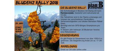 Bludenz Rally 2018