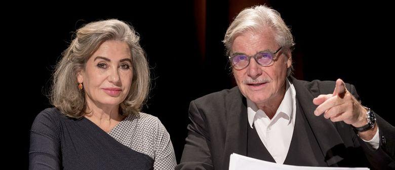 Brigitte Karner & Peter Simonischek lesen Daniel Glattauer