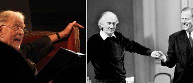 Claus Peymann liest Thomas Bernhard: Meine Preise (Teil 1)