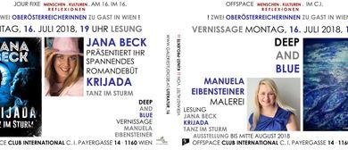 Zwei Oberösterreicherinnen zu Gast in Wien!