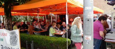 19. Brunnenfest der Großhammerzunft Feldkirch
