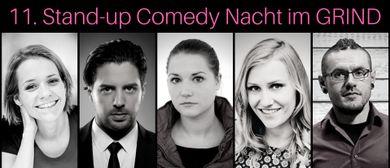11. Stand-up Comedy Nacht im GRIND