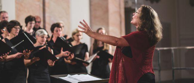 Abschlusskonzert des Lehrgangs Chorleitung