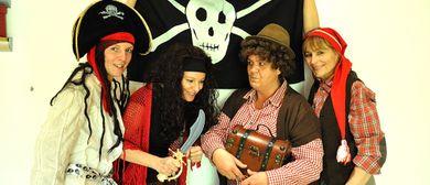 """""""Die Piraten kommen!"""" - Kindertheatergruppe Höchst"""