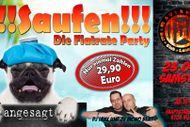 SAUFEN - die FLATRATE Party im Mauerwerk Club
