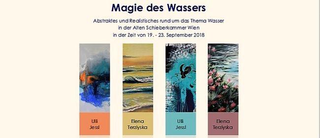 """Ausstellung """"Magie des Wasser"""""""