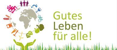 """Demonstration """"Gutes Leben für alle - MENSCHEN.RECHTE.LEBEN"""""""