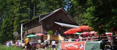 Naturfreundewandertag – Bregenzer Hütte 1.290 m