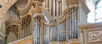 Eröffnung 7. Internationaler Franz-Schmidt-Orgelwettbewerb