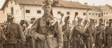 Rudolf Wacker: Schüler, Student, Soldat