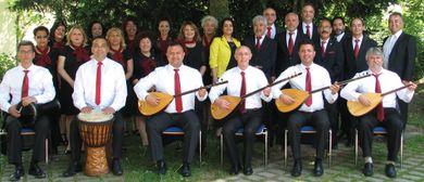 Türkischer Chor GRUP MIZRAP und BETWEEN SAZ GRUBU