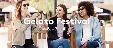 Gelato Festival @ McArthurGlen Designer Outlet Parndorf