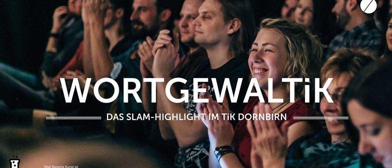 WortgewalTiK - Poetry Slam