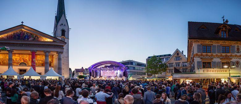 ORIGANO FESTIVAL am Dornbirner Marktplatz